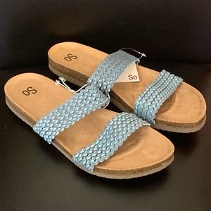 SO Jeanna Women's Strappy Sandals